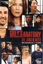Grey's Anatomy, Die jungen Ärzte. Staffel.1, 2 DVDs