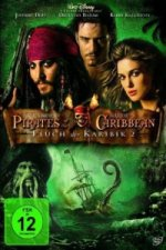 Pirates of the Caribbean, Fluch der Karibik 2, 1 DVD