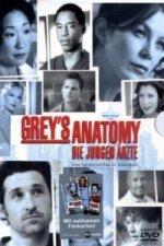 Grey's Anatomy, Die jungen Ärzte. Staffel.2, 8 DVDs