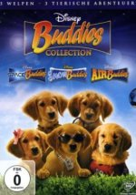 Buddies Collection, 3 DVDs