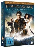 Legend of the Seeker. Staffel.1, 6 DVDs