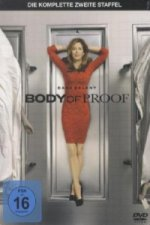 Body of Proof, 3 DVDs. Staffel.2