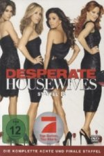 Desperate Housewives, 6 DVDs (Repacking). Staffel.8