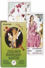 Zigeuner Wahrsagekarten, Orakelkarten
