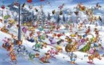 Christmas Ski (Puzzle)