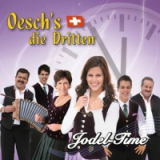 Jodel-Time, 1 Audio-CD