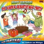 Die Kinder-Geburtstags-Party, 1 Audio-CD