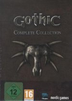 Gothic Complete Collection, 3 CD-ROMs