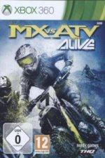 MX vs. ATV - Alive, Xbox360-DVD