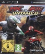 MX vs. ATV - Untamed, PS3-Blu-ray Disc
