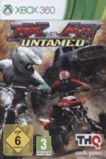 MX vs. ATV - Untamed, Xbox360-DVD