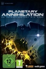 Planetary Annihilation, Collector's Edition, DVD-ROM