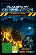 Planetary Annihilation, Early Access Edition, DVD-ROM