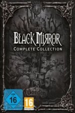 Black Mirror, Complete Collection, DVD-ROM