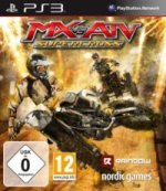 MX vs. ATV Supercross, PS3-Blu-ray Disc