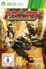MX vs. ATV Supercross, Xbox360-DVD