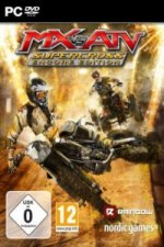 MX vs. ATV Supercross Encore Edition, CD-ROM