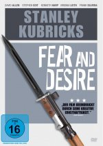 Stanley Kubrick's - Fear and Desire, 1 DVD