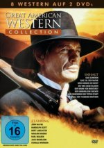 Great American Western Collection, 1 DVD