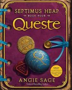Septimus Heap - Queste, English edition
