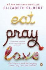 Eat, Pray, Love, English edition