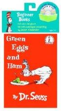 Green Eggs and Ham, w. Audio-CD