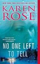 No One Left to Tell. Todeskleid, englische Ausgabe