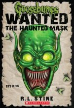 Goosebumps Wanted - The Haunted Mask
