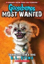 Goosebumps Most Wanted - Frankenstein's Dog