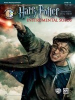 Harry Potter Instrumental Solos - Piano Accompaniment, w. MP3-CD