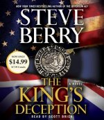 The King's Deception, Audio-CD