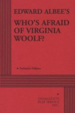 Who's Afraid of Virginia Woolf?. Wer hat Angst vor Virginia Woolf?, englische Ausgabe