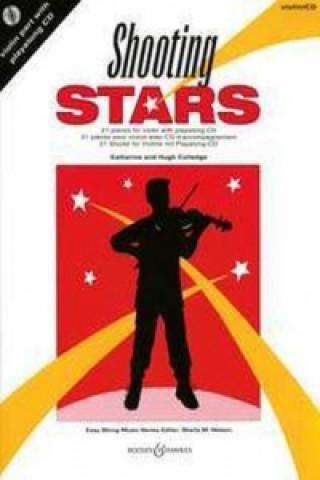 Shooting Stars, Violine