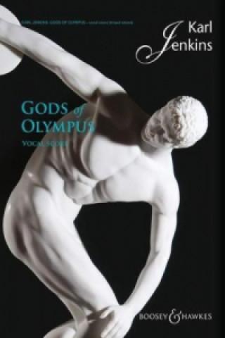Gods of Olympus, Klavierauszug