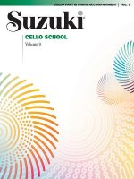 Suzuki Cello School, Cello Part & Piano Accompaniment. Vol.9
