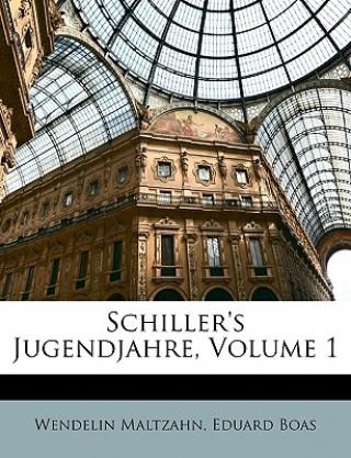 Schillers Jugendjahre, Volume 1