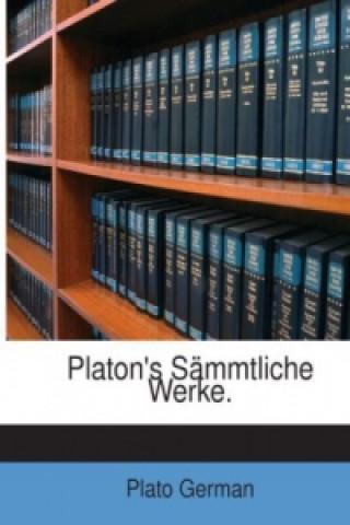 Platons Sämmtliche Werke, Volume 5