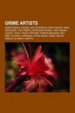 Grime artists