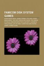 Famicom Disk System games