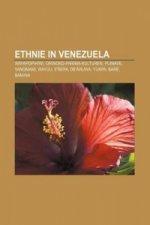 Ethnie in Venezuela