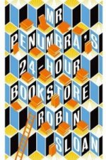 Mr Penumbra 24-hour Bookstore