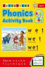 Phonics Activity Book 2
