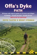 Offa's Dyke Path: Prestatyn to Chepstow (British Walking Guide)