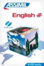 English -- 4 Audio CDs