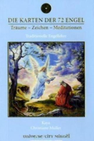 Die Karten der 72 Engel, Engelkarten
