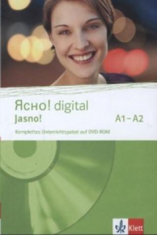 Jasno!. Jasno digital A1-A2, DVD-ROM