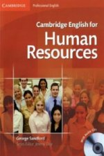 Cambridge English for Human Resources, Student's Book + 2 Audio-CDs