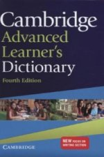 Cambridge Advanced Learner's Dictionary (Fourth edition)