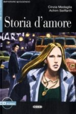Storia d'amore, m. Audio-CD
