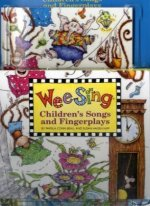 Wee Sing: Children's Songs and Fingerplays, w. Audio-CD